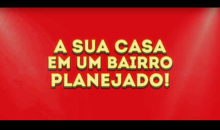 VT Campo Belo Jaú - Promocional